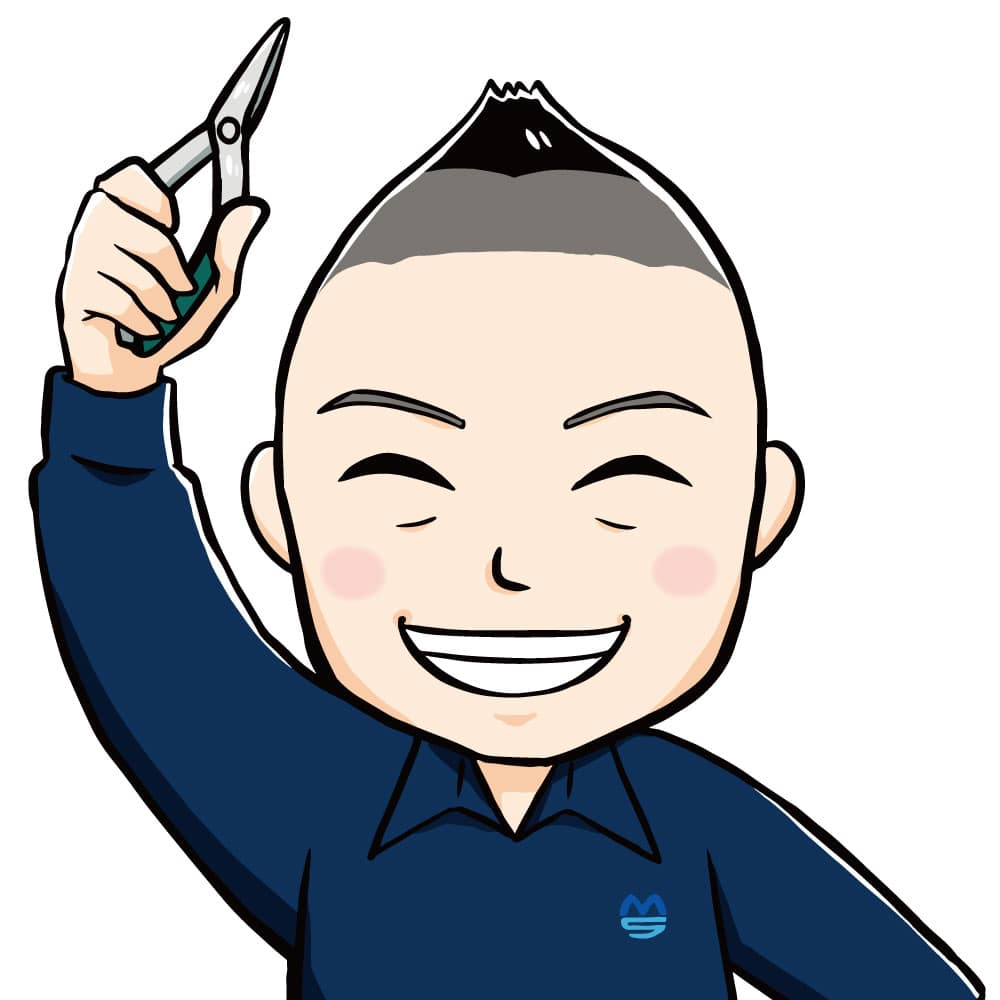 【お仕事】似顔絵アイコン